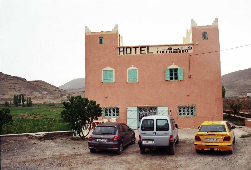 mort lac maroc
